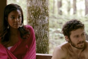 Gabrielle Union as Vicky and Zach Gilford as Seth