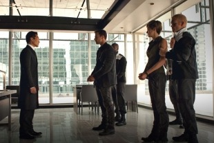A scene from Insurgent