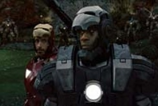 Don Cheadle as Rhodey
