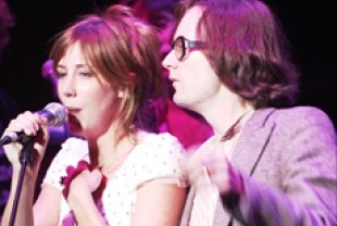 Beth Orton and Jarvis Cocker