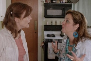 Maggie Baird as Laura and Lori Nasso as Lydia