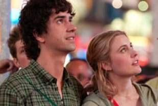 Hamish Linklater as Henry and Greta Gerwig as Lola