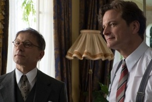 Simon McBurney  Howard as and Colin Firth as Stanley