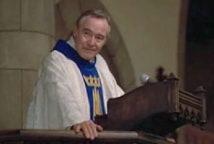 Jack Lemmon as Father Tim