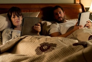 Rosemarie DeWitt as Helen and Adam Sandler as Don