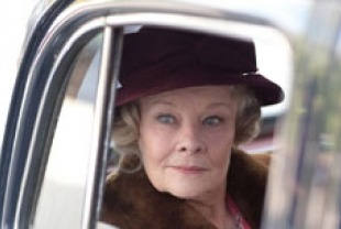 Judi Dench as Dame Sybil Thorndike