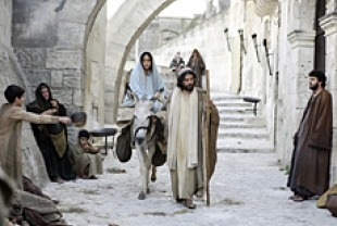 Traveling to Bethlehem
