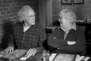Bruce Dern as Woody and June Squibb as Kate