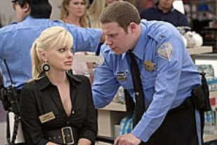 Anna Faris as Brandy and Seth Rogen as Ronnie