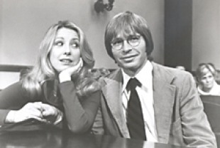 Teri Garr and John Denver