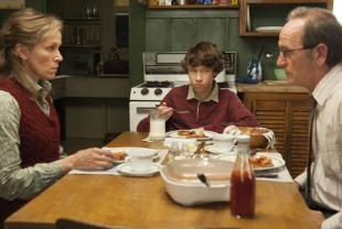 Frances McDormand as Olive, Devin Druid as Christopher and Richard Jenkins as Henry