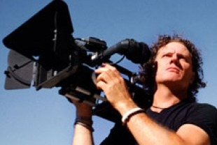 Filmmaker Peter Rodger