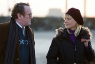 Colm Meaney as Fred and Milka Ahlroth as Jules