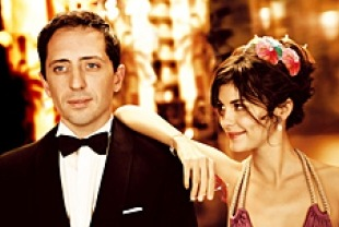 Gad Elmaleh As Jean And Audrey Tautou As Irene