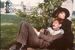 Ian McKellen as D.H. Lawrence and Janet Suzman as Frieda Lawrence