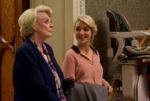 Maggie Smith as Jean and Sheridan Smith as Dr. Lucy