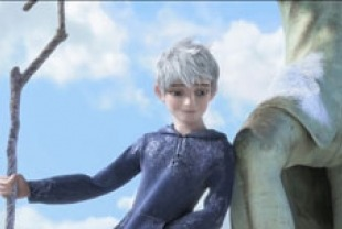 Chris Pine as Jack Frost