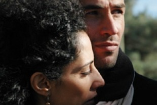 Sheir Hammad as Soraya and Saleh Bakri as Emad