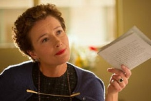 Emma Thompson as P.L. Travers