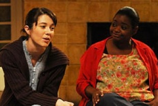 Mary Elizabeth Winstead as Hannahand Octavia L. Spencer as Jenny