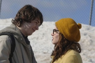 Michael Angarano as Arthur and Olivia Thirlby as Lila