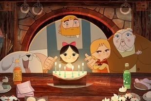 A scene from Song of the Sea
