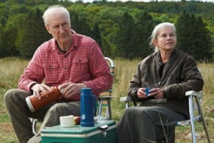 James Cromwell as Craig and Genevieve Bujold as Irene