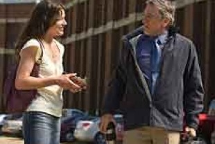 Milla Jovovich as Lucetta and Robert De Niro as Jack