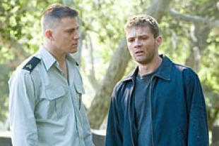 Channing Tatum as Steve and Ryan Phillippe as Brandon
