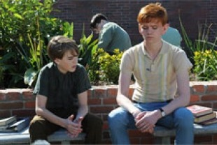 Chase Ellison as Andy Nichol and Alexander Walters as Big G
