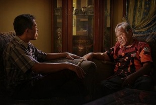 A scene from The Look of Silence