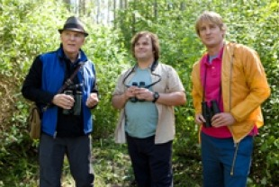 Steve Martin as Stu, Jack Black as Brad and Owen Wilson as Kenny