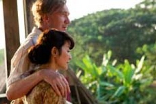 David Thewlis as Michael and Michelle Yeoh as Aung San Suu Kyi