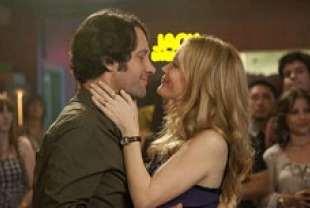 Paul Rudd as Pete and Leslie Mann as Debbie