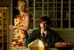 Helena Bonham Carter as Mrs. Potter and Freddie Hightower as Nigel