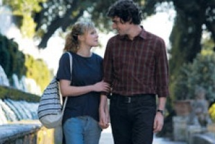 Alison Pill as Haley and Flavio Parenti as Michelangelo