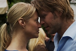 Trine Dyrholm as Agnes and Trond Espen Seim as Jon