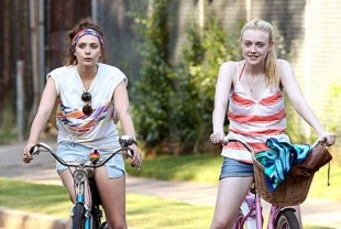 Elizabeth Olsen as Gerry and Dakota Fanning as Lily