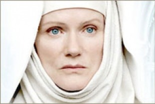 Barbara Sukowa as Hildegard of Bingen