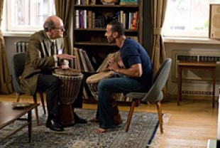 Richard Jenkins as Walter and Haaz Sleiman as Tarek