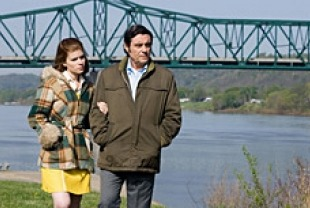 Kate Mara as Annie and Ian McShane as Paul Griffen