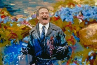 Robin Williams as Chris